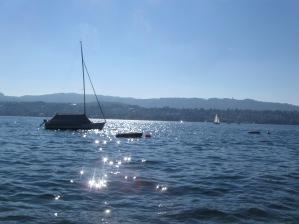 Zurich Lake. August 2012